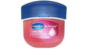 Vaseline Lip Therapy Rosy Lip Balm 0.25 oz 7g Dry  Chapped Lip Treatment New