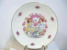 Royal Doulton 1977 Valentine'S Day Collectors Plate