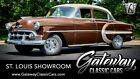 1953 Chevrolet Bel Air/150/210  Tan & Brown 1953 Chevrolet Bel Air  235 CID Inline 6 3 Speed Manual Available No
