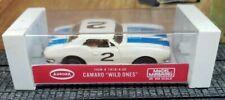 Aurora HO Tjet Original #1418 Wild One Camaro w/ chassis, box, label