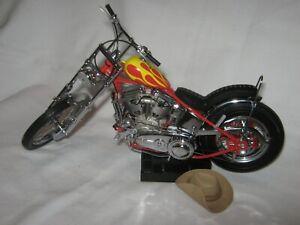 Franklin Mint Easy Rider Dennis Hopper (Billy) Harley chopper