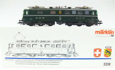 Marklin 3338 Electric Locomotive 700th Anniversary EX/Box