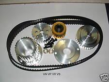 HOLDEN V8 POWER STEERING  GILMER BELT DRIVE KIT.....BRAND NEW