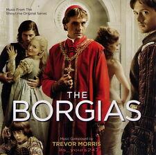 La/The Borgias-colonna sonora [2011] | Trevor Morris | CD