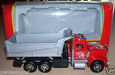 RARE MAJORETTE CAMION BENNE BASCULANTE TRUCK US KENWORTH METAL 1/47 IN BOX NEUF