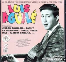 Luis Aguile   2 CDS SET   1962-1966 BRAND NEW SEALED   CD