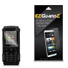 3X EZguardz New Screen Protector Shield HD 3X For Sonim XP5