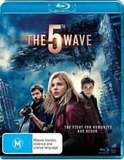The 5th Wave (Blu-ray, 2018)