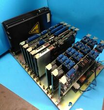 FANUC A20B-1000-0770 POWER SUPPLY  WITH RACK BOARDS A16B-1211-003