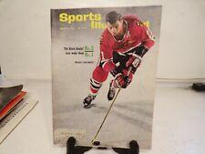 New listing Sports Illustrated January 31 1966 Stan Mikita Chicago Blackhawks US Label