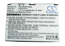 HB5A4P2 Battery For HUAWEI IDEOS S7 Tablet, S7-105, SmarKit S7 (2200mAh) Li-ion