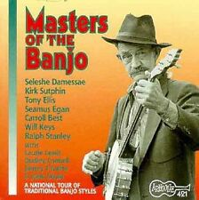 Various Artists - Masters of the Banjo / Various [New CD]