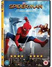 SpiderMan Homecoming DVD *NEW & SEALED*