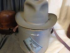 Vintage 1950s Royal Stetson Stratoliner Mens Gray Fur Felt Fedora Hat -  Size 7 368348ef1969