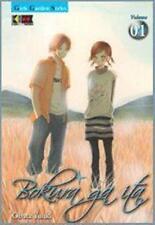 BOKURA GA ITA - NOI C'ERAVAMO volumi da 1 a 16 [di 16] flashbook manga completa