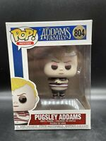 Funko Pop! Pugsley Addams Vinyl Figure #804 The Addams Family Horror New