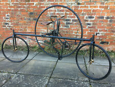 Coventry Rotary Tricycle Reproduction by RoE - Not Penny Farthing