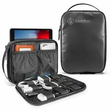 Electronic Organiser Travel Tech Bag Accessories Storage Pouch Multi Pocket