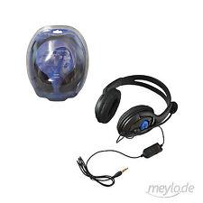 Gaming Kopfhörer Headset kabelgebunden inkl Mikrofon NEU f PlayStation 4 PS4