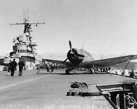 "U.S. Navy Douglas SBD-3 Dauntless USS Ranger 8""x 10"" World War II WW2 Photo 572"
