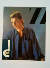 Depeche Mode Poster affiche cartonné 25 x 20 cm
