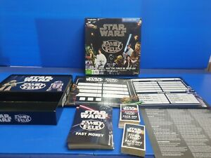 Star Wars Family Feud - Complete - Aussie Seller - Free Postage