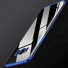 Samsung Galaxy A5 2017 HANDY HÜLLE GLANZ Case Schutz Tasche Silikon TPU Cover