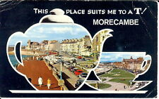 Lancashire: This Place Suits Me To A T! Morecambe - Posted 1981