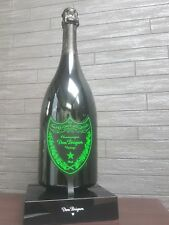 DOM PERIGNON CHAMPAGNE LED LUMINOUS ILLUMINATED DISPLAY BOTTLE STAND 70CL style2