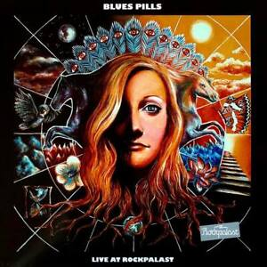 """Blues Pills - Live At Rockpalast EP (10"""") (NM/NM)"""