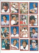 1982 O-Pee-Chee Baseball Sticker Ken Forsch #159 California Angels *MINT*