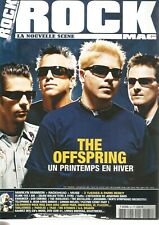 ROCK MAG N°37 THE OFFSPRING / MARILYN MANSON / KORN / TELEPHONE / PLEYMO
