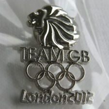 2012 London Summer Olympic Team GB Dated Pin