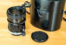 Canon FD TS 35mm 2.8 Tilt Shift für Vollformat u. Fuji GFX50s