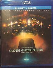 Close Encounters of the Third Kind (40th Ann. Ed.) Blu-ray set