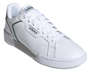 Adidas Mens Roguera Trainer Casual White Sneaker Fashion Lightweight UK7-UK10.5