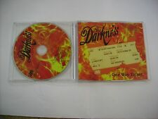 DARKNESS - ONE WAY TICKET - CD SINGLE EXCELLENT CONDITION 2005