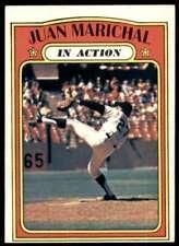 1972 Topps Juan Marichal #568