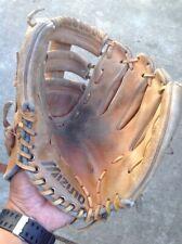 """Mizuno MT4500 Pro Close Baseball Glove Leather Aprox 11.75"""" RHT Pro Model"""