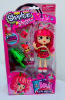 Shopkins Shoppies Pippa Melon Doll & 2 Exclusive Figures