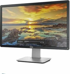 Dell P2416D Widescreen QHD Monitor 1440p 2560 x 1440 Resolution HDMI Cosmatic-B
