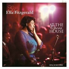 At the Opera House by Ella Fitzgerald (Vinyl, Jan-2005, Vinyl Passion)