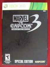 Marvel vs Capcom 3  Fate of Two Worlds Special Edition Xbox 360 BRAND NEW SEALED