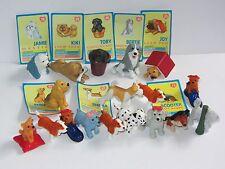Puppy my Pocket jouet lot 17 Puppy 1 Kitten & 8 cartes