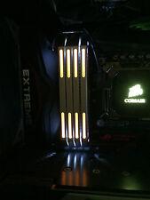 Corsair Dominator Platinum Light Bar LENSES ONLY.  **ORANGE**