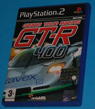 GT-R 400 - Grand Tour Racing - Sony Playstation 2 PS2 - PAL