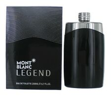 Mont Blanc Legend Men 6.7 oz 200 ml Eau De Toilette Spray Box Sealed