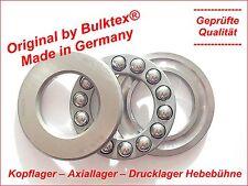 Bulktex® passend für Ravaglioli KPN 305 Hebebühne Axialrillenkugellager 608015