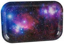 "Galaxy Metal Rolling Tray - 7.5""x11.25"""