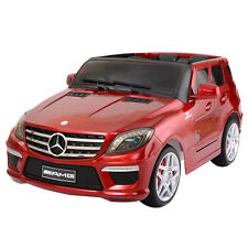 Mercedes Benz ML63 12V Electric Kids Ride On Car Licensed MP3 RC Remote Control